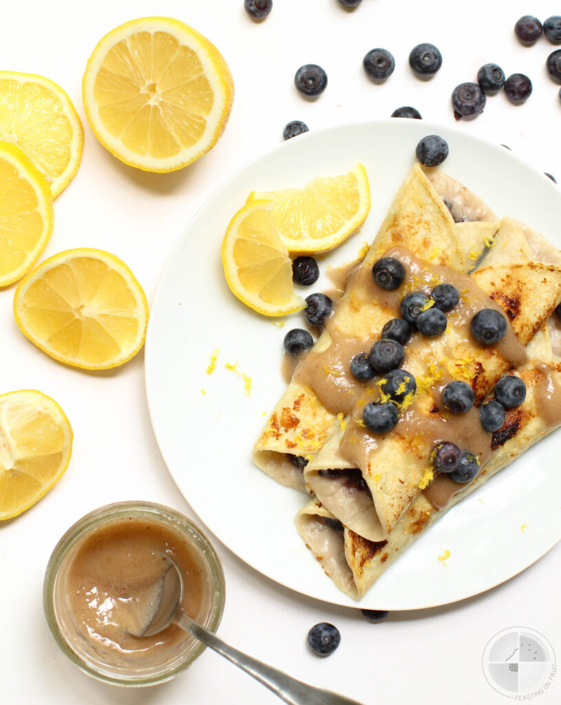 Lemon Blueberry French Toast Rolls