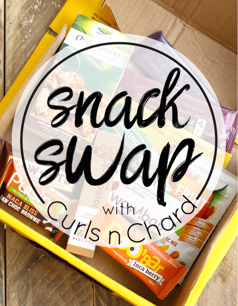 Snack Swap with Curls'n'Chard - FeastingonFruit.com