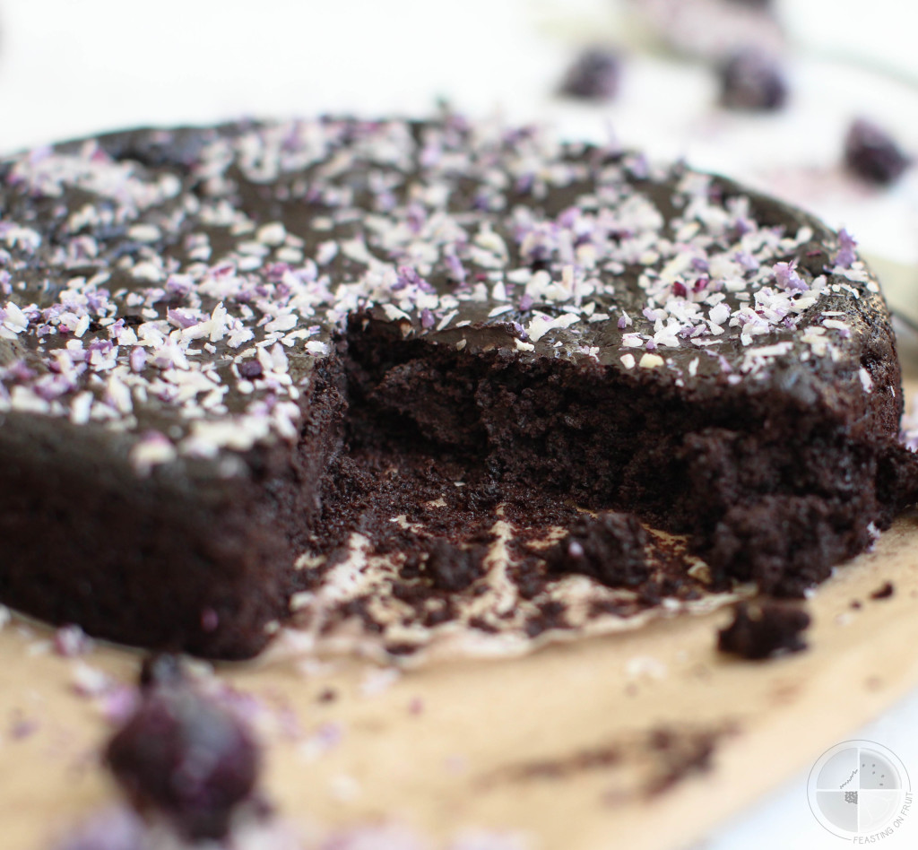 Vegan Flourless Chocolate Cake | Only 5 Ingredients!