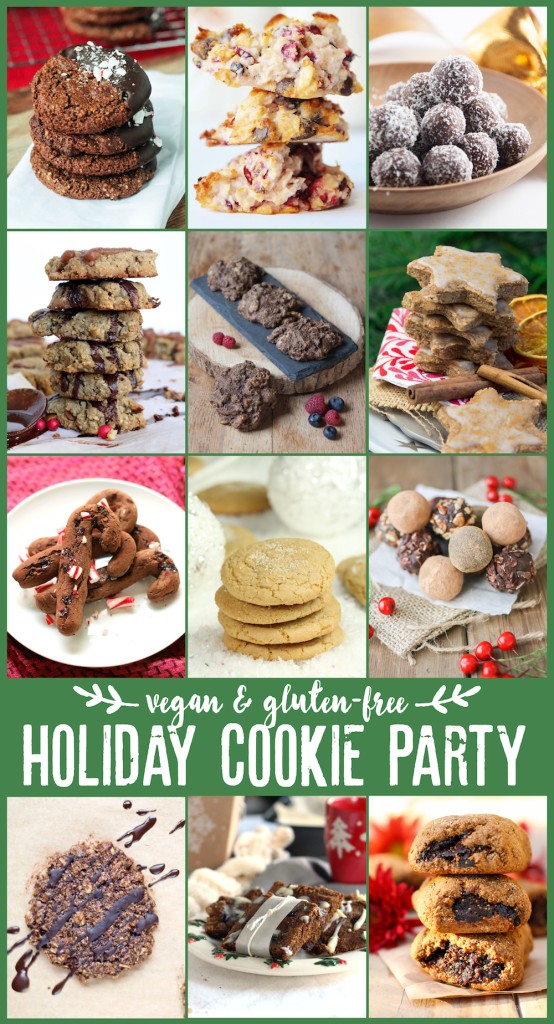 Holiday Cookie Party - FeastingonFruit.com
