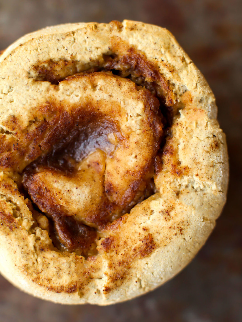 Oil-Free Cinnamon Rolls (Vegan + GF) - FeastingonFruit.com