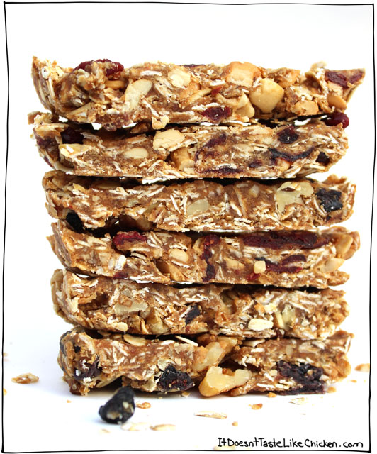 how-to-make-granola-bars