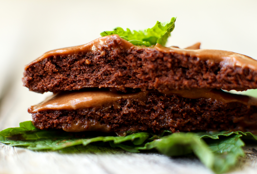 Vegan Thin Mints (gluten-free + oil-free)