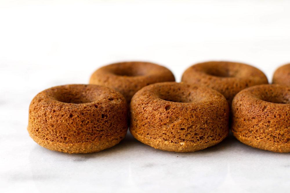 Vegan Baked Coconut Donuts | Gluten-Free & Oil-Free