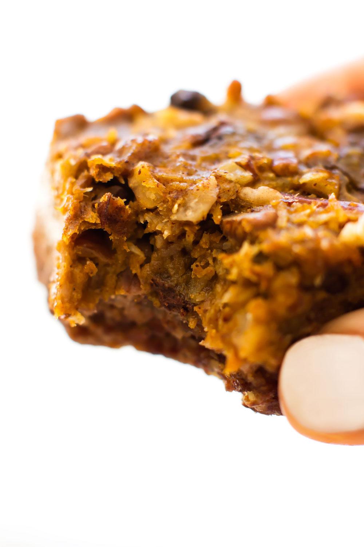 Pumpkin Pie Magic Cookie Bars