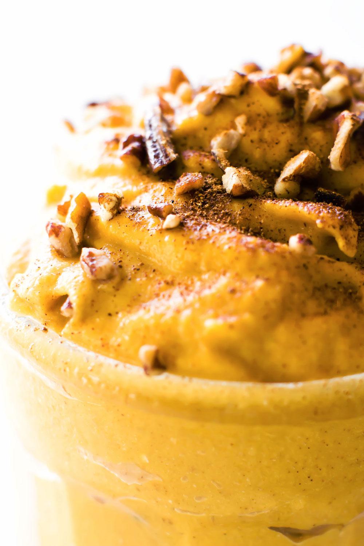 Roasted Butternut Squash Ice Cream