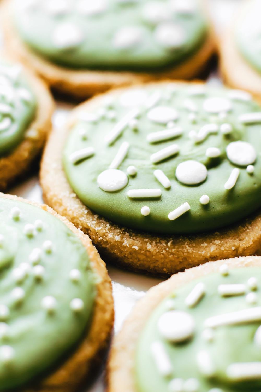 Almond Flour Sugar Cookies 5