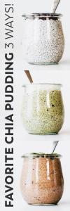 Favorite Chia Pudding