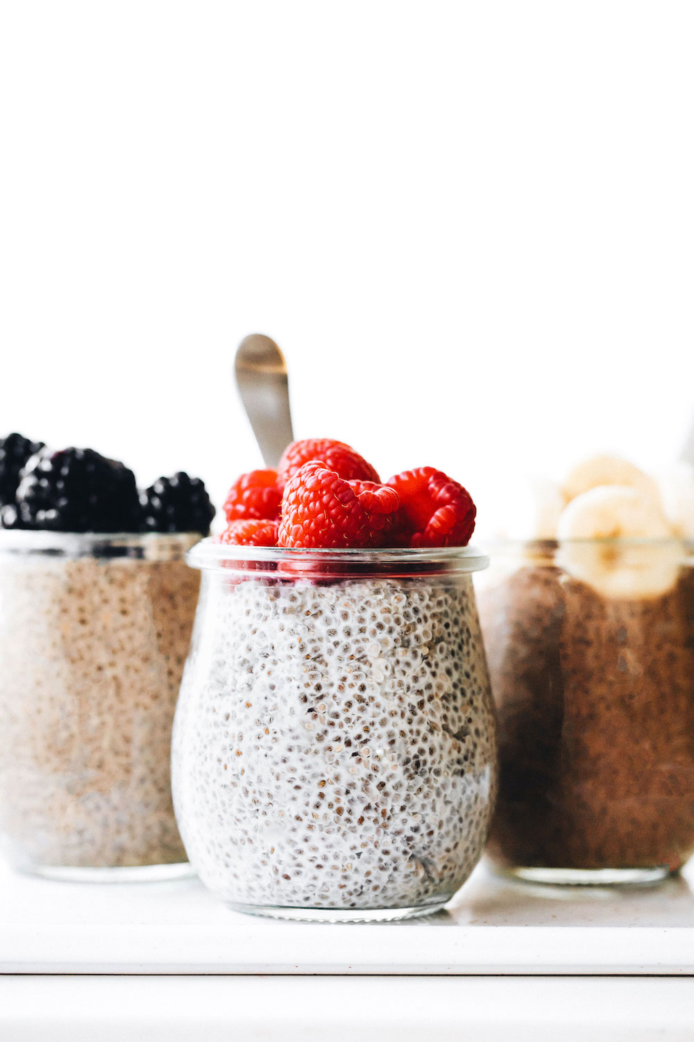 Vanilla Latte Chia Pudding