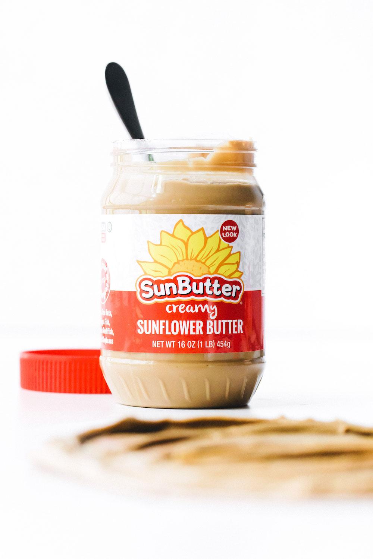 SunButter Quesadilla