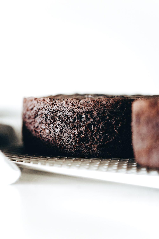Vegan Paleo Chocolate Cake