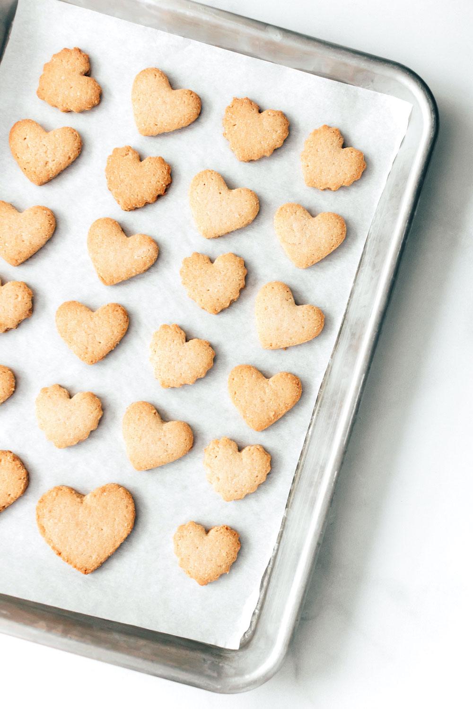 Vegan Cutout Sugar Cookies (paleo)