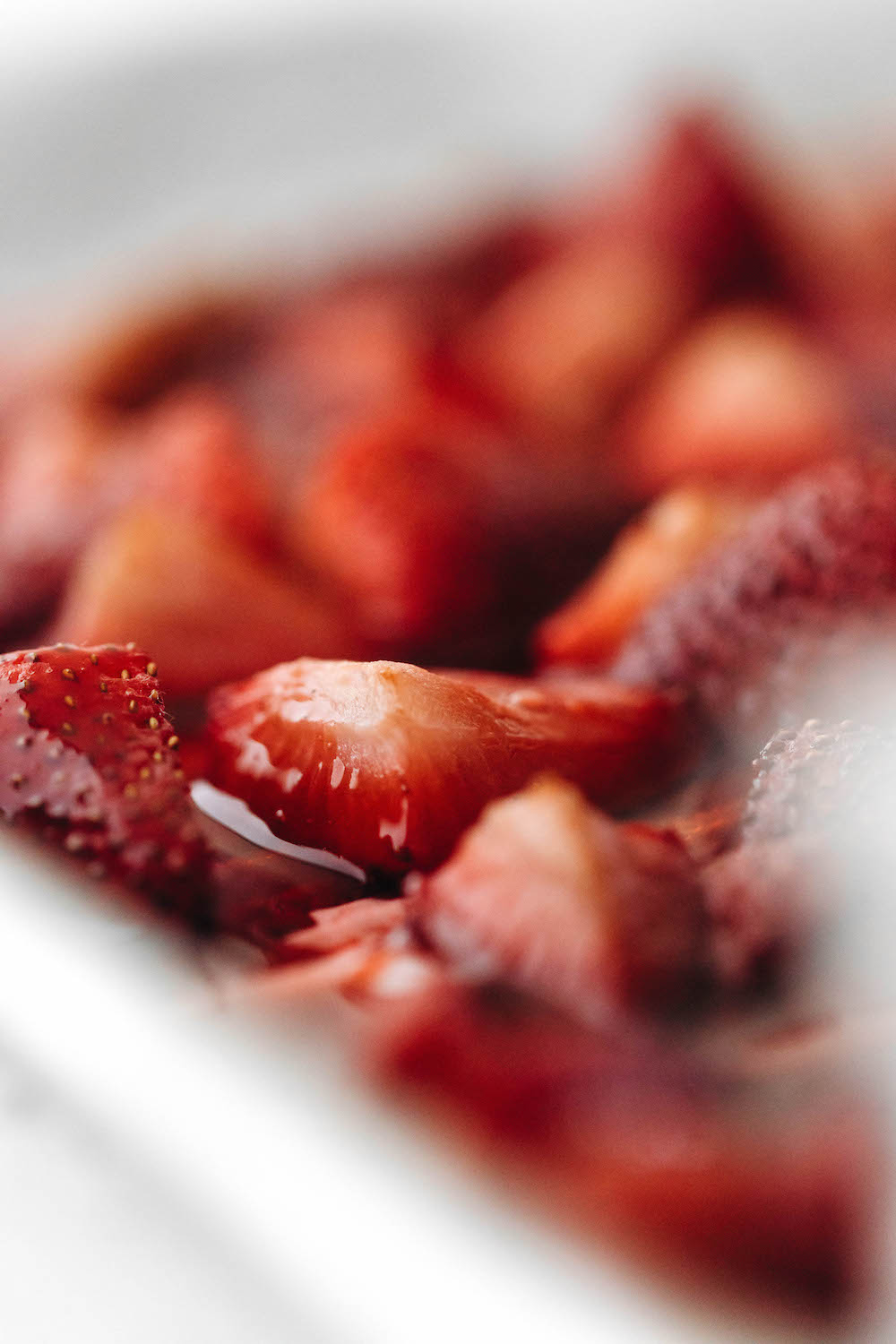 Roasted Strawberries
