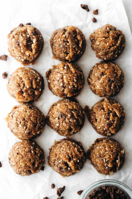 "Paleo ""Oatmeal"" Cookies (vegan)"