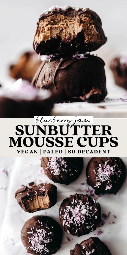 SunButter & Jam Mousse Cups
