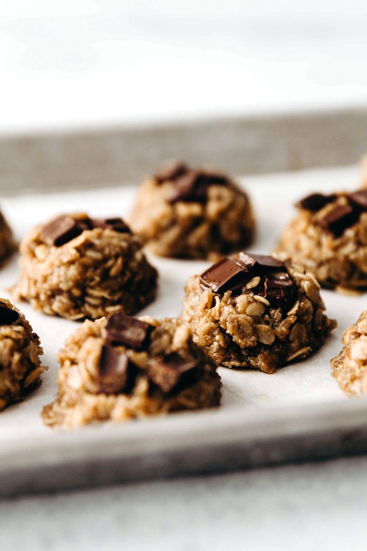 No-Bake SunButter Cookies